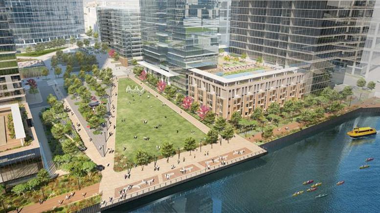 Riverside District Masterplan