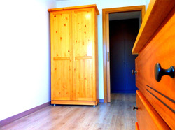 Habitació individual (llit recollit)