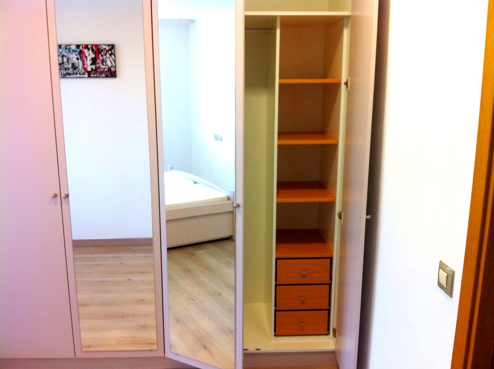Habitació doble - Armari