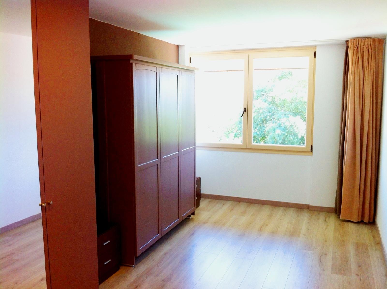 Habitació doble (llit recollit)