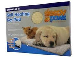 Ancol self heating sleeping pad