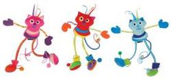 hem & Boo cat toys