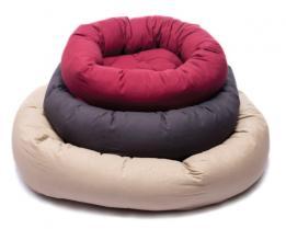 donut cat bed