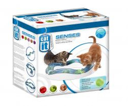 cat senses toy