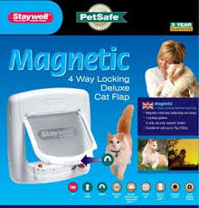 Staywell Magnetic cat flap