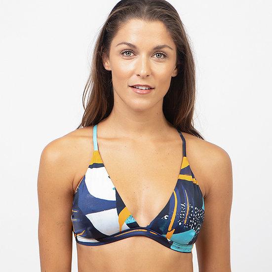 Dusky Bikini Collection (Midnight pattern) top
