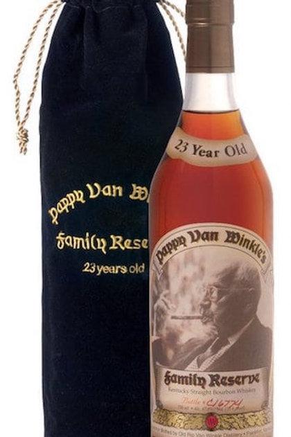 Pappy Van Winkle Family Reserve 23 years old