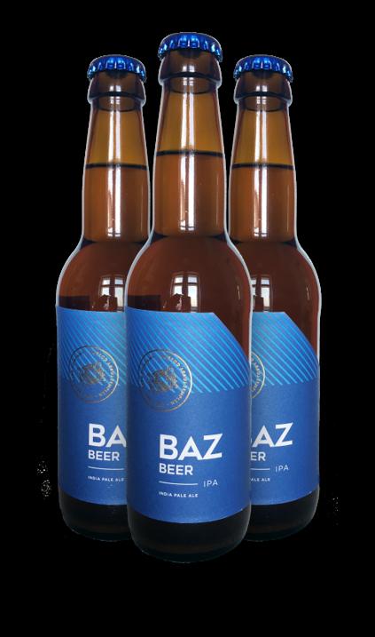 BAZ BEER IPA (American)