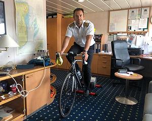 Alan training Irish sea.jpg