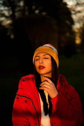 Golden Hour Portrait Shoot