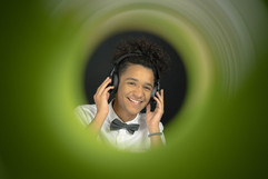 DJ Studio Photoshoot