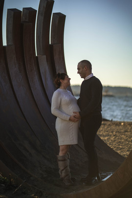 Maternity session Vancouver