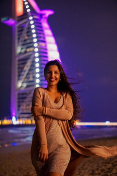 Burj Al Arab Portrait