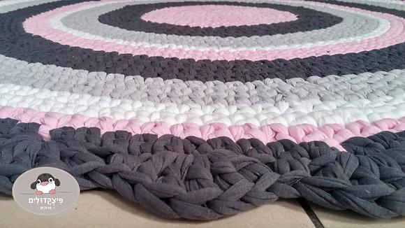 שטיח סרוג 1.2 מטר