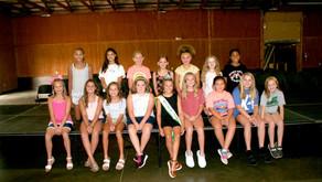 Miss Preteen Meade County Contestants