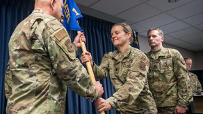 Daughter of Guston resident named  Commander of Kentucky Air Guard unit