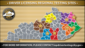 Prospective drivers will travel to Elizabethtown for testing beginning June 28