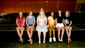 Miss Teen Meade County Contestants