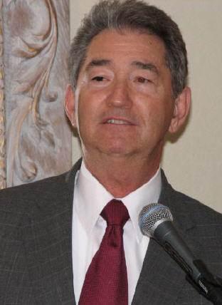 Pastor James M. Kent