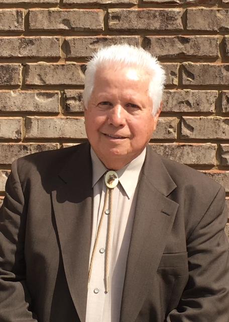 Pastor Raymond McDonald