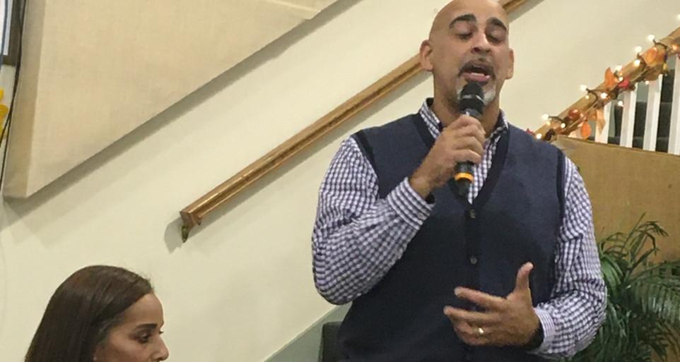 Pastor Jose Santiago