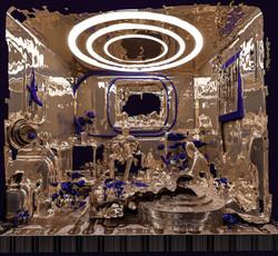 fractal room