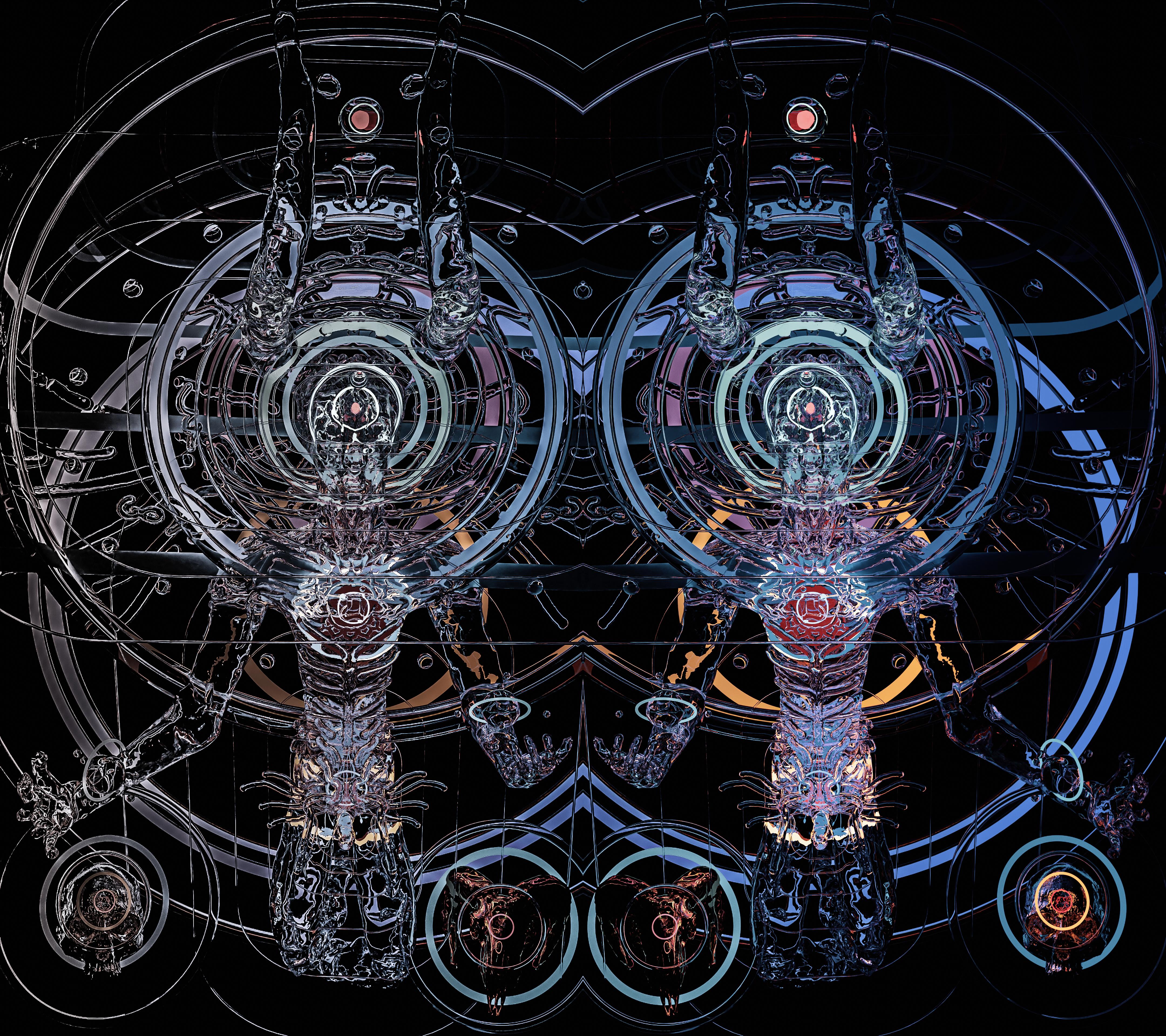 cyber demon glass