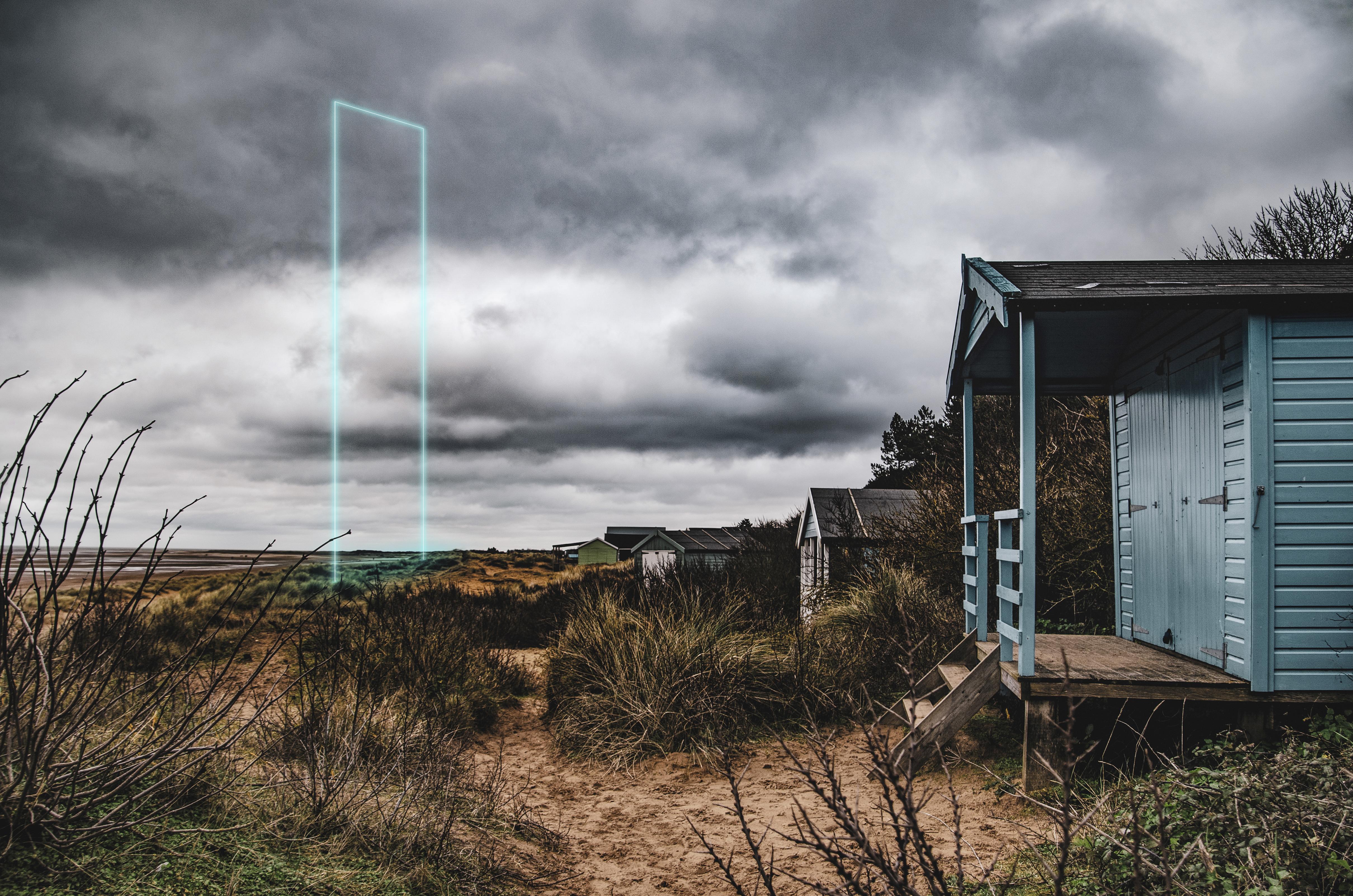 old hunstanton beach