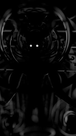 cyber demon black