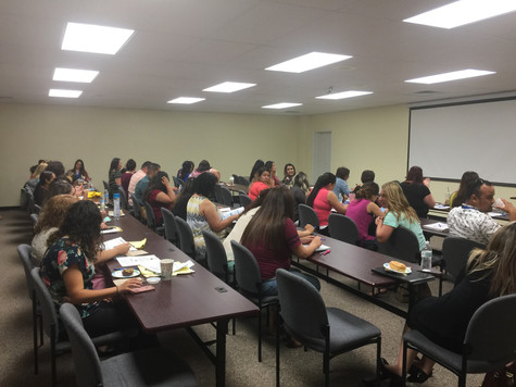 Program Highlight: Parenting Network, Family and Community Meeting Room