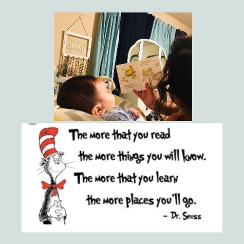 Reading Aloud to Infants and The Brain