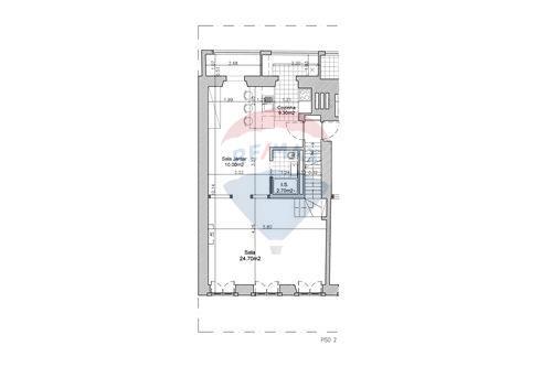 Rua Santa_ana Lapa 208, 2nd Floor - Grou