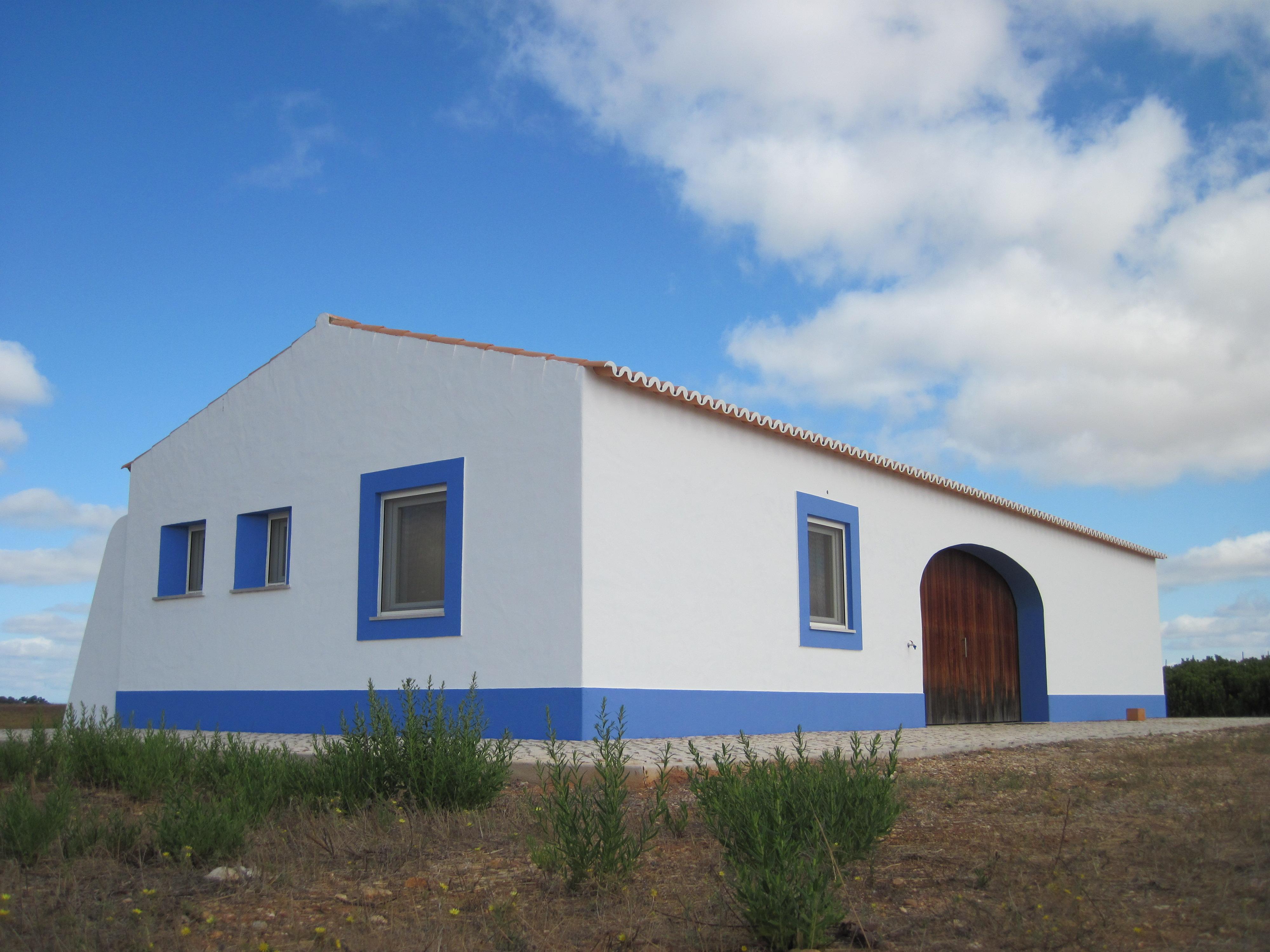 50 exterior casa agricola