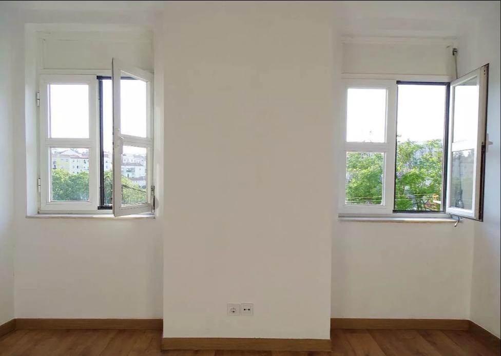 דירת שני חדרים משופצת בליסבון
