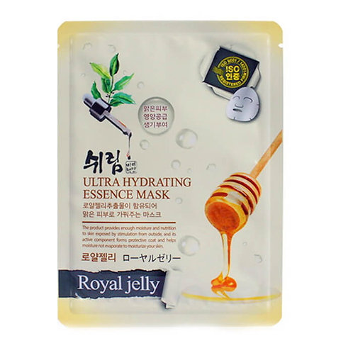 Shelim Hydrating Essence Mask Royal Jelly (1 ea)