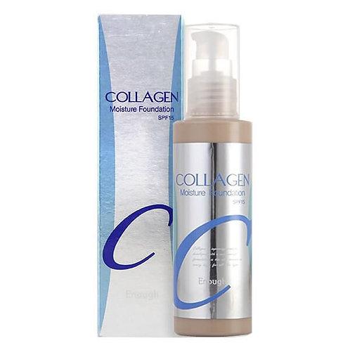 ტონალური კრემი  ENOUGH Collagen Moisture Foundation (100 ml)