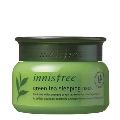 Innisfree Green Tea Sleeping Pack (80 ml)