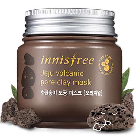 ნიღაბი Innisfree Jeju Volcanic Pore Clay Mask (100 ml)