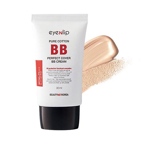 ბბ კრემი Eyenlip Pure Cotton Perfect Cover BB Cream (30 ml)