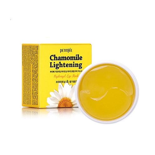თვალის პატჩები Petitfee Chamomile Lightening Hydrogel Eye Patch (60 ea)