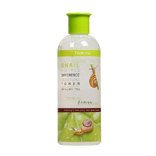 ტონერი FarmStay Snail Visible Difference Moisture Toner (350 ml)