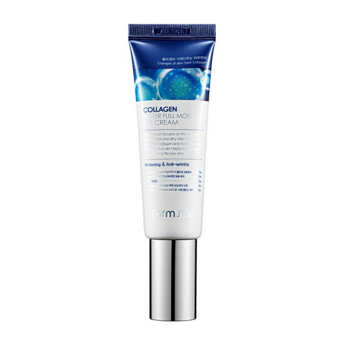 თვალის კრემი FarmStay Collagen Water Full Moist Eye Cream (50 ml)