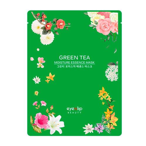 Eyenlip Green Tea Moisture Essence Mask (1ea)