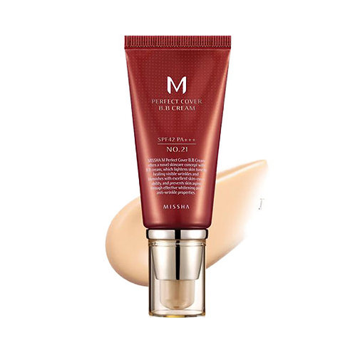 ბბ კრემი Missha M perfect cover BB cream SPF42 PA+++ (50 ml)