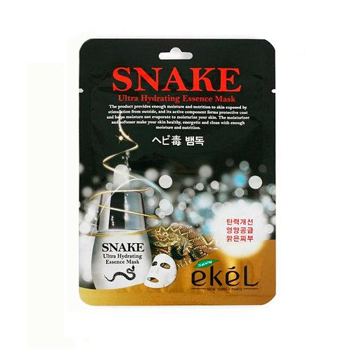 EKEL Snake Ultra Hydrating Essence Mask (1 ea)
