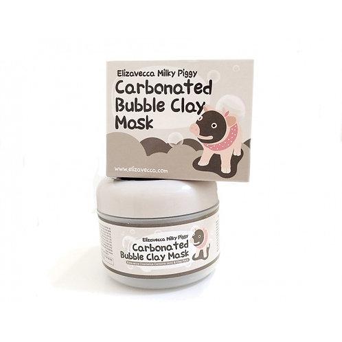 ჟანგბადის სახის ნიღაბი Elizavecca Carbonated Bubble Clay Mask (100ml)
