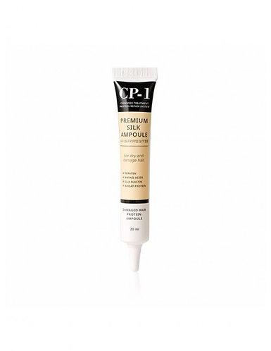 შრატი თმისთვის  CP-1 Premium Silk Ampoule (20 ml)