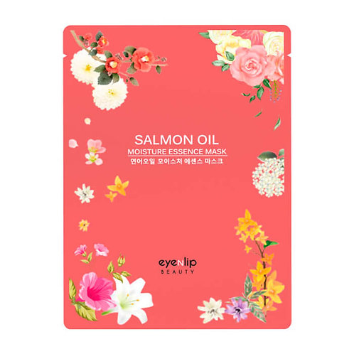 Eyenlip Salmon Wrinkle Essence Mask (1 ea)