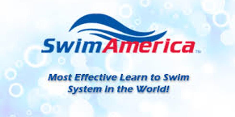Spring 2020 Swim America Lessons