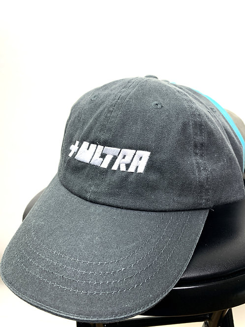 Embroidered +ULTRA cap